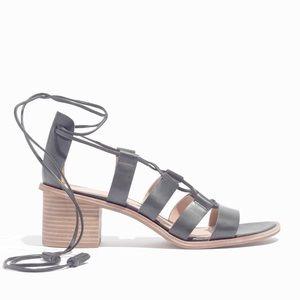 Madewell Daniela Block Heel Sandal